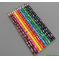 China printed art drawing pencil, colored art paint pencils, colors art pencils wholesale