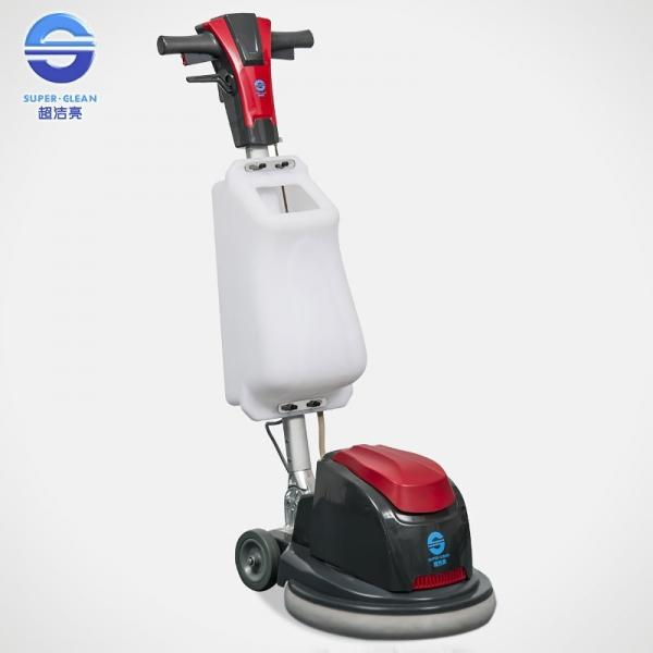 Commercial Floor Scrubber Images