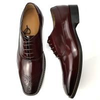 China Cow Leather Lining and Double Leather Welt Men Office Dress Shoe wholesale