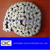 China 40Mn CD70 Transmission Spare Parts / Motorcycle Sprocket Chain wholesale