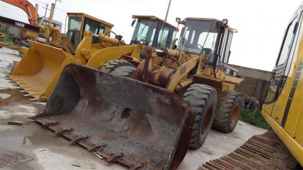 Quality used but excellent wheel loader CAT 938F for hot sale cheap for sale