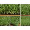 China 18900 Density Fake Grass For Backyard Environmental Protection wholesale