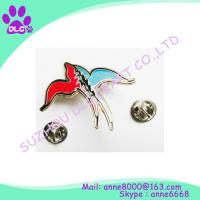 Quality Promotion custom make pin,Made in china cheap metal custom lapel pin no mininum order for sale