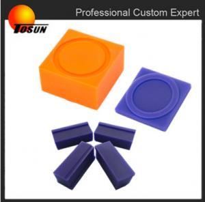 China Multicolor anti-slip silicone silent block wholesale