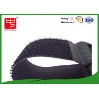 China 40mm Width one sided hook and loop strap , releasable cable ties Nylon / polyester Material wholesale