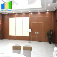 China Simple Style High End Office Folding Furniture Movable Dividers Office Folding Partition For Rooms on sale