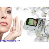 Radio frequency RF Skin Tightening Machine for spa use , Lightweight