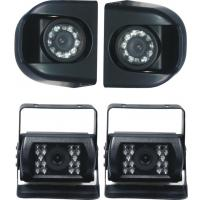 China BUS CMOS NTSC OV7950 Nightvision Waterproof Car Rearview Camera / Back Camera For Car wholesale