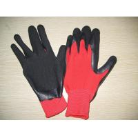 China Latex Coated Working Gloves on sale