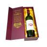 China cardboard wine box, Wine packaging box, Wine gift box wholesale