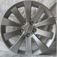 China 1-piece Forged Wheels Car Rims For BMW 740Li / Silver 19inch Forged Wheel Rims E-Class wholesale