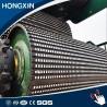 China Poulie 15mm traînant, ralentissement en céramique de tambour résistant à l'usure de convoyeur de 18mm wholesale