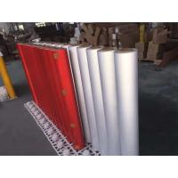 China Sign Engineer Grade Reflective Sheeting White / Red Color Screen Printing 1.22m X 45.7m wholesale