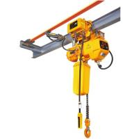 China High Quality 5ton 380V Electrical Chain Hoist wholesale