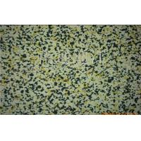 China Non-toxic anti-skid mixed color speckled 100% EPDM rubber sheet tiles/ rolls wholesale