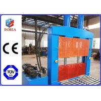 China Vertical Industrial Cutting Machine , Guillotine Cutter Machine 11kw Motor Power wholesale