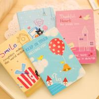 China Back to school Back to college leaf custom logo padded playmore notebook wholesale
