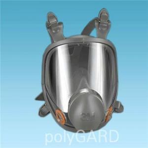 China Full Mask, 3m Mask Respirator (3M 6800) wholesale