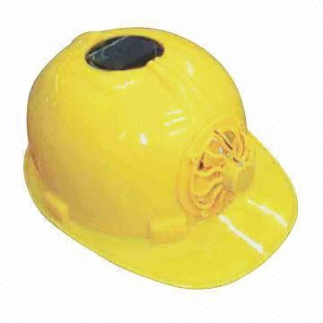 how to make a hard hat cooling system