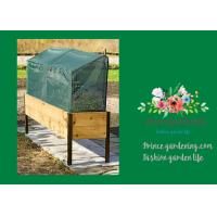 Protection Cold Frame Gardening With Garden Shade Mesh Netting