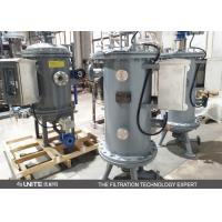 China automatic self cleaning filters with PTFE scraper for viscous liquid wholesale