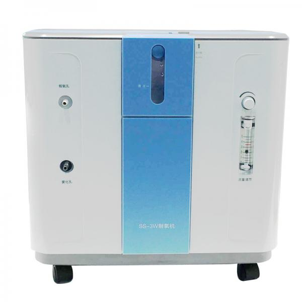 Quality OEM Medical Use Oxygen Therapy Machine White Blue Color With Spray Function for sale