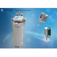 China Multifunctional Cryolipolysis Slimming Machine , Safe Cryotherapy Slimming Equipment wholesale