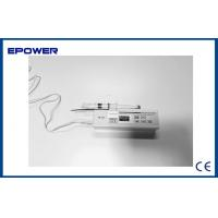 China Portable Micro Syringe Pump For Thalassemia / Desferal Treatment And Cancer Therapy wholesale