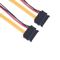China Computer cable SATA Data Power Cable 7+6p,SATA13PIN wholesale