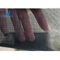Quality Stiff 18*16 Mesh Fiberglass Fly Screen Mesh Against Mosquito Used For Window for sale