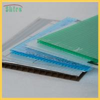 China Plastic Sheet Protective Film Multicolor Corrugated Board Protection Roll wholesale