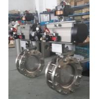 China High quality pneumatic rotary actuator for butterfly valve and ball valve wholesale