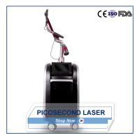 China 755nm Skin Whiten Picosecond Laser tattoo Removal Beauty Equipment on sale