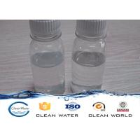 China A/B Agent clear liquid with light blue Coagulant for paint fog Recirculating water flocculant Textile printer Flocculant wholesale