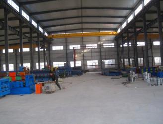 Cangzhou Kingter Roll Forming Machine Co.,ltd