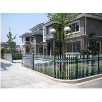 China Zinc Steel Metal Front Yard Fence Aluminum Pickets 1.5*2.4m Panel For Garden / Pool wholesale