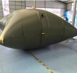 China Oil Deposit External Fuel Tank, 22000L Gasoline Fuel Bladder For Trucks on sale