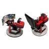 China 3 Screens Race Car Driving Simulator , VR Auto Simulator Arcade Games wholesale