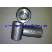 China ASTM A182 F316MoLn Sockolet Weldolet Forged Pipe Fittings SW, 3000LB,6000LB wholesale