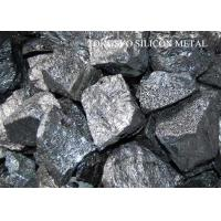 China 331 Metallurgy / Chemical grade Silicon Metal Lump or Powder 10 - 150mm wholesale
