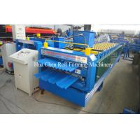 China Color steel Double Layer Roll Forming Machine wholesale