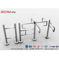 China High Speed Manual Full Height Turnstile Manual Half Height Barrier Gates wholesale