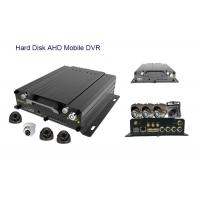 China PTZ / Zoom Function 2/4 Channel 4G Mobile DVR GPS Locating Free Software Monitoring 24 Hours on sale