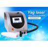 China Professional Laser Tattoo Removal Machine Q Switch Nd Yag Laser Machine wholesale