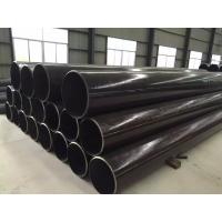 China High Pressure Alloy Welded Steel Pipe ASTM A335 P91 Low Alloy Steel Seamless Pipe  1/2- 5 wholesale