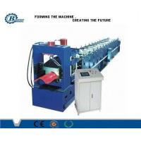 China Chain Drive Computer Control Step Ridge Cap Roll Forming Equipment With Tile Sheets wholesale