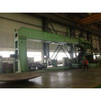 China Φ300mm Cold Spinning Big Diameter Dish Making Machines For Oil Tank on sale