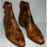 China Handmade Casual Leather Shoes wholesale