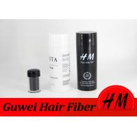 Private Label Cotton Hair Fibers Hair Regrowth Powder For Home Use
