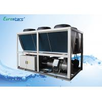 China 380V Indoor Industrial Carrier Air Cooled Screw Chiller With CE Certificate wholesale